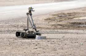 Robots at War: The <b>New</b> Battlefield by P.W. Singer — <b>Winter 2009</b> ...
