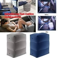 <b>Portable Travel</b> Office <b>Inflatable Foot</b> Rest Pillow Cushion Pad Kids ...