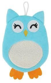 <b>Мочалка ROXY</b>-<b>KIDS</b> Baby Owl — купить по выгодной цене на ...