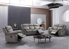 MODENA <b>REAL</b> LEATHER 3 SEATER + 2 SEATER + <b>ARMCHAIR</b> ...