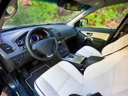 Volvo North America Interior Volvo Xc90 R Design North America 392009 12