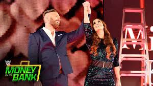 "Mike & Maria Kanellis arrive with the ""power of love"": WWE Money in ..."