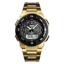 #Drop Shipping# SKMEI Watch <b>Men Fashion Sport</b> Quartz Clock ...