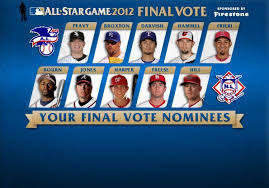 All Star Final Vote: Who gets Mine?
