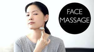 <b>Facial</b> Lymphatic Drainage <b>Massage</b> Using Jade <b>Roller</b>! - YouTube