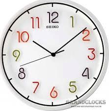 <b>Настенные часы Seiko QXA447HN</b> (Япония) - купить в интернет ...