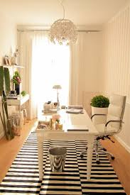 office with pale pink striped walls white furniture and black white striped rug bedroomsplendid leather desk chair furniture office sealy