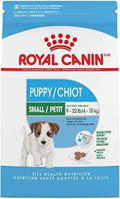 Royal Canin Small Puppy Dry Dog Food, 2.5 Lb: Pet ... - Amazon.com