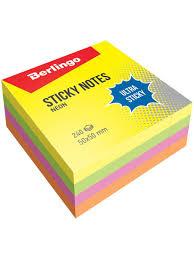 "<b>Стикеры</b> ""<b>Ultra Sticky</b>"" <b>Berlingo</b> 8883844 в интернет-магазине ..."