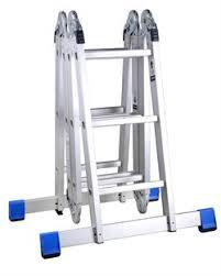 Алюминиевая лестница трансформер <b>Зубр</b> Эксперт с ...