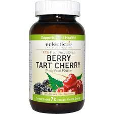 Eclectic Institute, <b>Berry Tart Cherry</b>, <b>Whole</b> Food Powder, 5.1 oz (144 ...