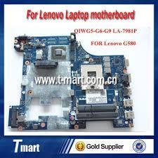 Original <b>Qiwg5</b>-g6-g9 <b>La</b>-<b>7981p</b> Rev1.0 For <b>Lenovo</b> G580 Laptop ...
