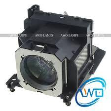 AWO ET-LAV200 Замена <b>лампы</b> проектора с корпусом для ...