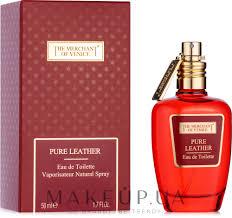 The Merchant Of Venice <b>Pure Leather</b> - <b>Туалетная</b> вода: купить по ...