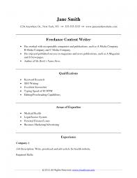 creating a great resumes template creating a great resumes