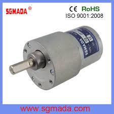 China 3V 6V 9V 12V 24V <b>DC Gear Motor</b> Electrical <b>Motor</b> 6mm ...