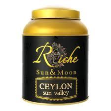<b>Чай Riche Natur</b> CEYLON SUN VALLEY черный крупнолистовой ...