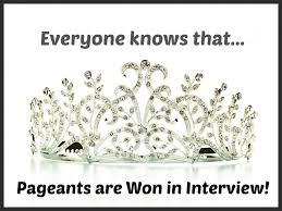 top reasons why pageant interview is so important pageant planet