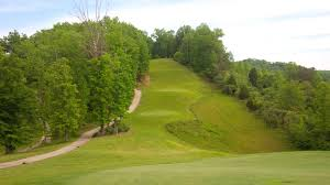 eagle ridge golf course the scariest golf course in kentucky by trying to guess exactly how much less club one should choose due to the elevation changes