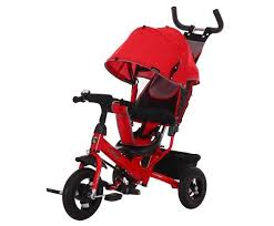 <b>Велосипед трехколесный Moby</b> Kids Comfort 10x8 AIR ...