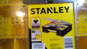 сравнение <b>органайзеров</b> Stanley 1-92-748 и Stanley 1-92-749 с ...