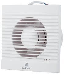 Купить <b>Вытяжной вентилятор Electrolux</b> EAFB-120, белый 20 Вт ...