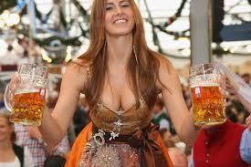 Oktoberfest beer festival backlash over 'porn' outfits as Germans ...