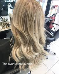 Another gorgeous <b>La Biosthetique blonde</b>... - The Avenue Hair & Skin