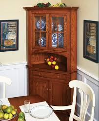 corner cabinets dining room:  amish corner hutch cabinet dining room corner hutch dining room image hd gorgeous corner hutch dining