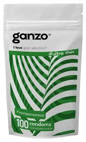 Купить <b>Презервативы Ganzo Ultra</b> Thin (100 шт.) по низкой цене ...