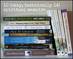 in which i share okay technically spiritual memoirs in which i share 10 okay technically 14 spiritual memoirs sarah bessey