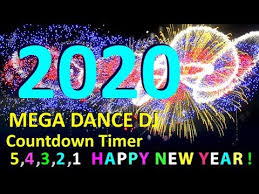 happy new year 2020 countdown - YouTube