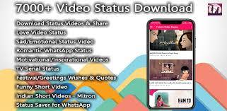 Fotoric Video Status-<b>Romantic Feeling</b> Video Status – Apps bei ...