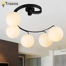 modern brief led ceiling light creative black ceiling lamp vintage luminaria teto pendant ceiling kids bedroom cheap bedroom lighting
