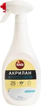 Купить <b>чистящее средство</b> для ванных комнат <b>Bagi акрилан</b> 400 ...