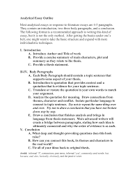example of an analysis essay dailynewsreports web fc com example of an analysis essay
