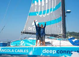 Baiano e paulista vencem regata Cape to Rio, maior do hemisfério