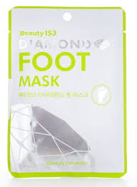 <b>Маска для ног</b> Beauugreen Beauty153 <b>Diamond</b> Foot Mask