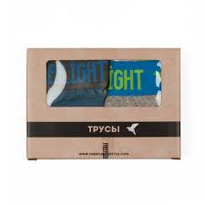 <b>Трусы FREE FLIGHT</b> Vol.2 F-1702 Light Grey Melange/Navy Steel ...