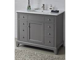 traditional style antique white bathroom:   bathroom vanity  inch bathroom vanity inspiration furniture interiors