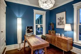 white and blue color schemes solid wood furniture craftsman home office decorating ideas best home office