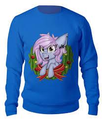 Свитшот унисекс хлопковый ,My Little Pony, <b>Принцесса</b> Луна ...