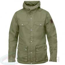 <b>Куртка</b>: <b>Fjallraven</b> Greenland Jacket M