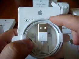Как отличить оригинальный <b>кабель Apple Lightning</b> от копии ...
