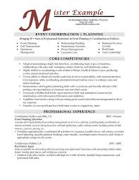 resume samples   types of resume formats  examples and templatesevent planning