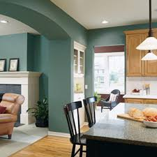 Paint For Open Living Room And Kitchen Kitchen Room Kitchen Room House Color Combinations Interior
