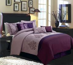 Silver And Purple Bedroom The Usage Of Purple In Interior Design 42 Examples