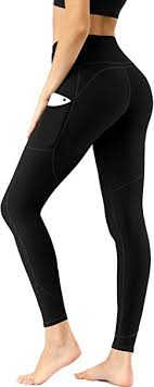 JOOKEE High Waist <b>Yoga Pants</b> with Pockets, <b>Workout Pants</b> for ...