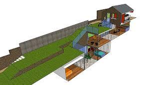 Underground Home Designs   DIYHOMEHome Underground House