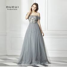New Sexy <b>Backless</b> Long Evening Dress <b>2019</b> Tulle Formal ...